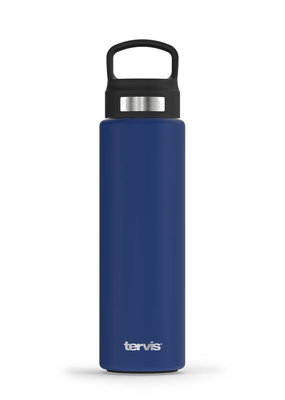 Tervis 40 Ounce Water Bottle- Navy Blue