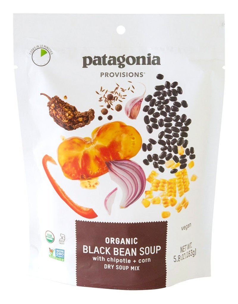Patagonia Organic Black Bean Soup
