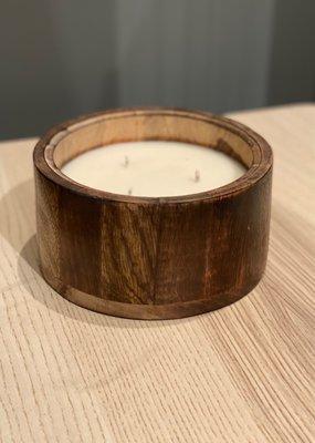 Karma French Vanilla 3-wick Candle