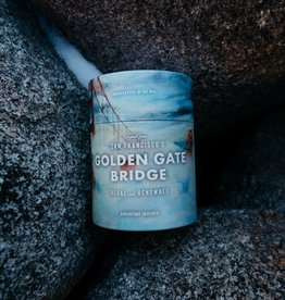Golden Gate Bridge Candle