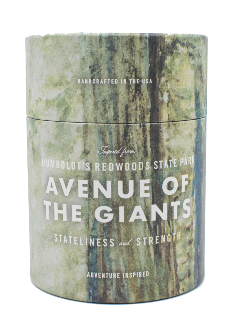 Avenue Of The Giants Candles
