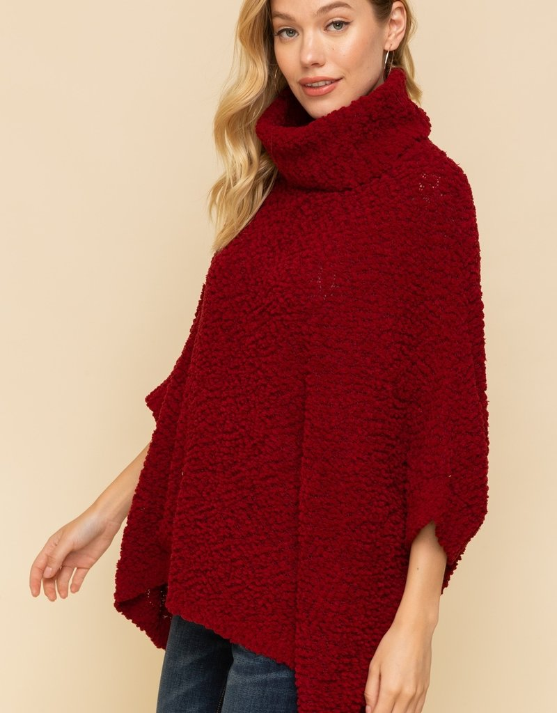Nubby Dolman Sleeve Sweater
