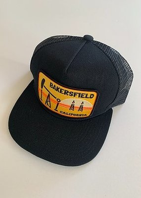 Bart Bridge Bakersfeild Townie Trucker
