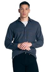 Rodd & Gunn Renwick LS SF Shirt- Bluestone