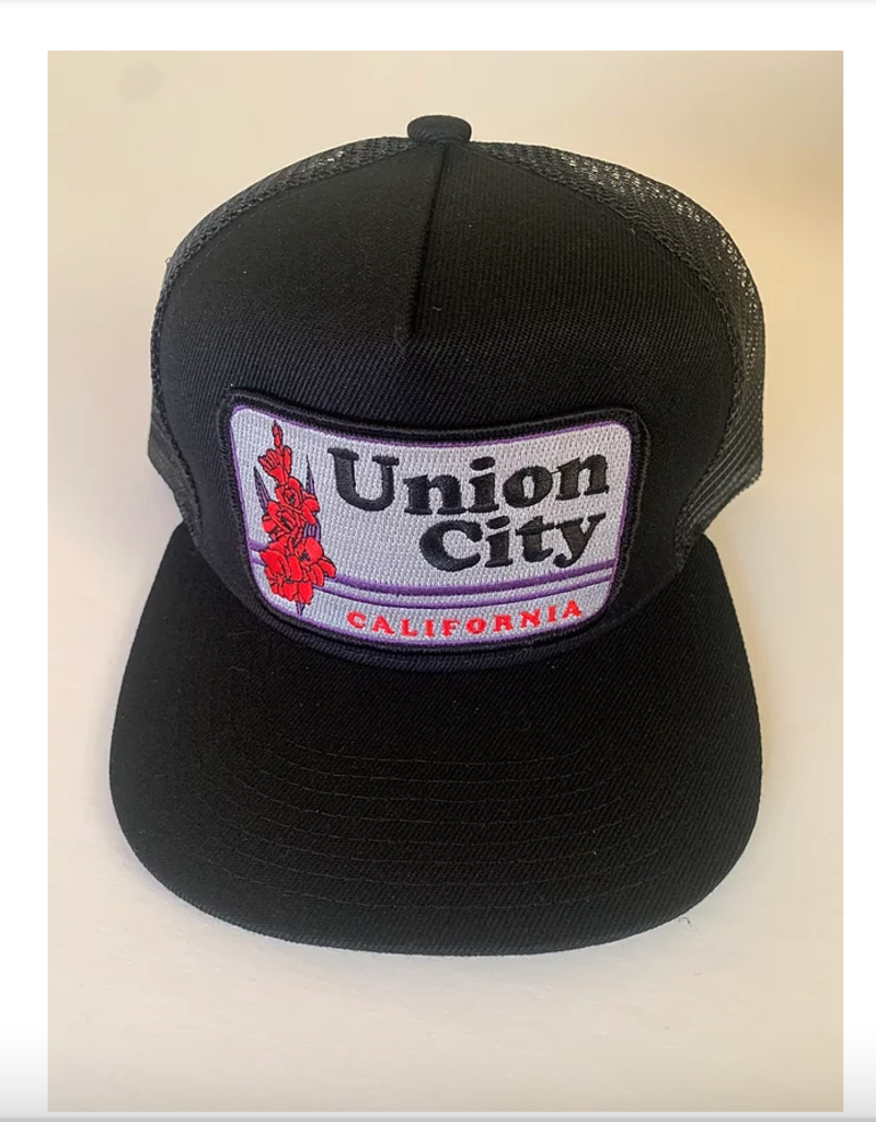 Venture Union City Black Townie Trucker