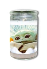 Baby Yoda Mini Candle