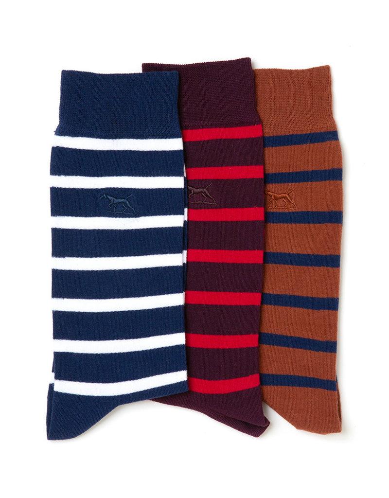 Rodd & Gunn Carlow Street Socks