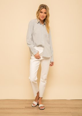 Hem & Thread Mini Ginghem Top