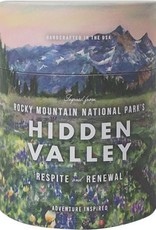 Hidden Valley Candle
