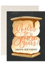 S'more Years Card