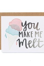 Make Me Melt Card