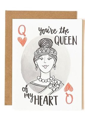 1 Canoe 2 You're The Queen Card