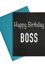HB Boss Card