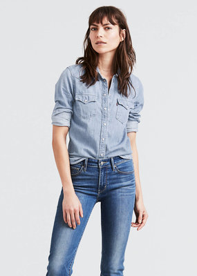 Levi Strauss Western Denim Shirt