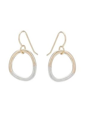 Colleen Mauer Mini Gradient Stone Earings