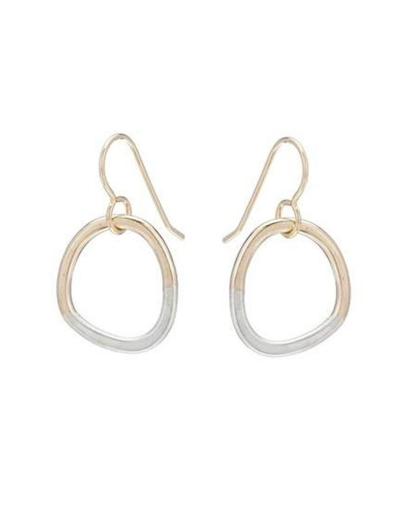 Colleen Mauer Mini Gradient Stone Earings