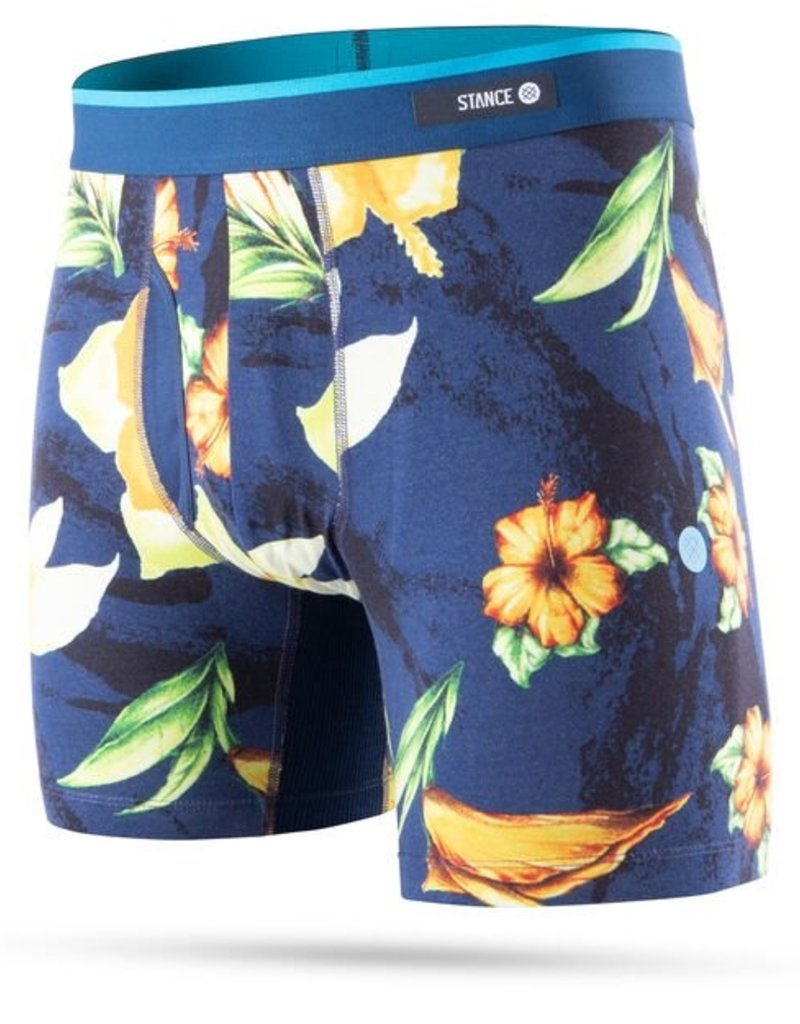 Stance Hibiscus Smear Boxer Breif
