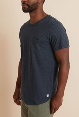 Marine Layer Saddle Hem Pocket Tee