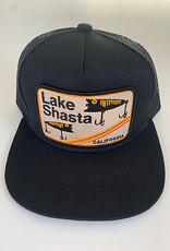 Venture Lake Shasta Black Townie Trucker