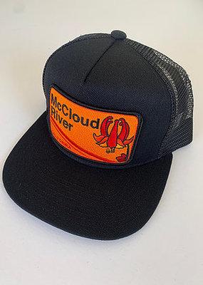 Venture McCloud River Black Townie Trucker