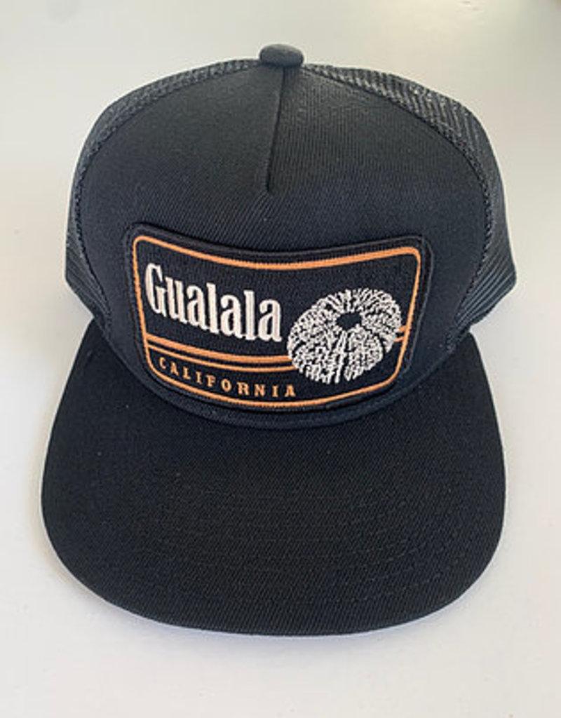 Venture Gualala Black Townie Trucker