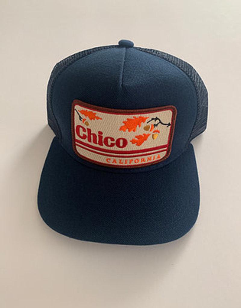 Venture Chico Navy Townie Trucker