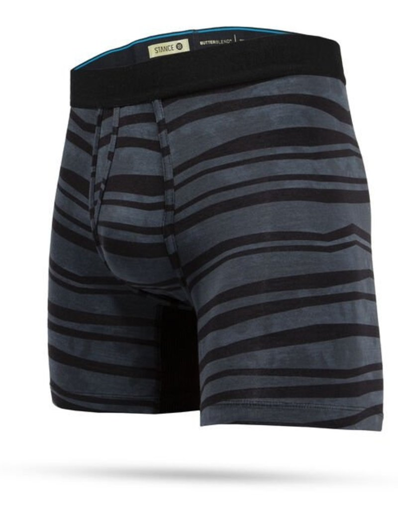 Stance Drake Boxer Brief Charcoal