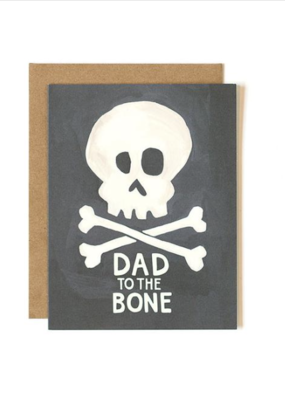 Dad To The Bone Card