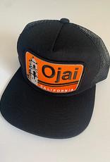 Venture Ojai Black Townie Trucker