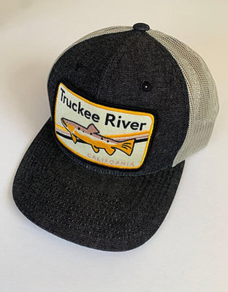 Venture Truckee River Fish Townie Lo Pro