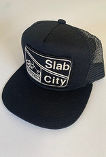 Venture Slab City Black Townie Trucker