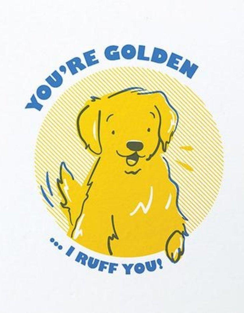 You're Goldon Card