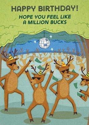 Million Bucks Card