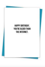 Older Than The Internet