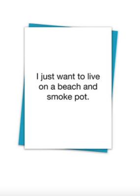 Santa Barbara Design Studio Beach Smoker