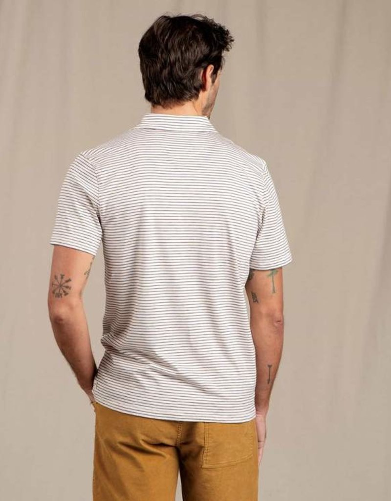 Toad & Co. Tempo SS Polo