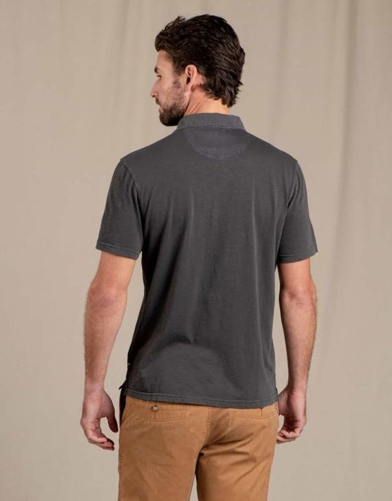Toad & Co. M's Primo SS Polo