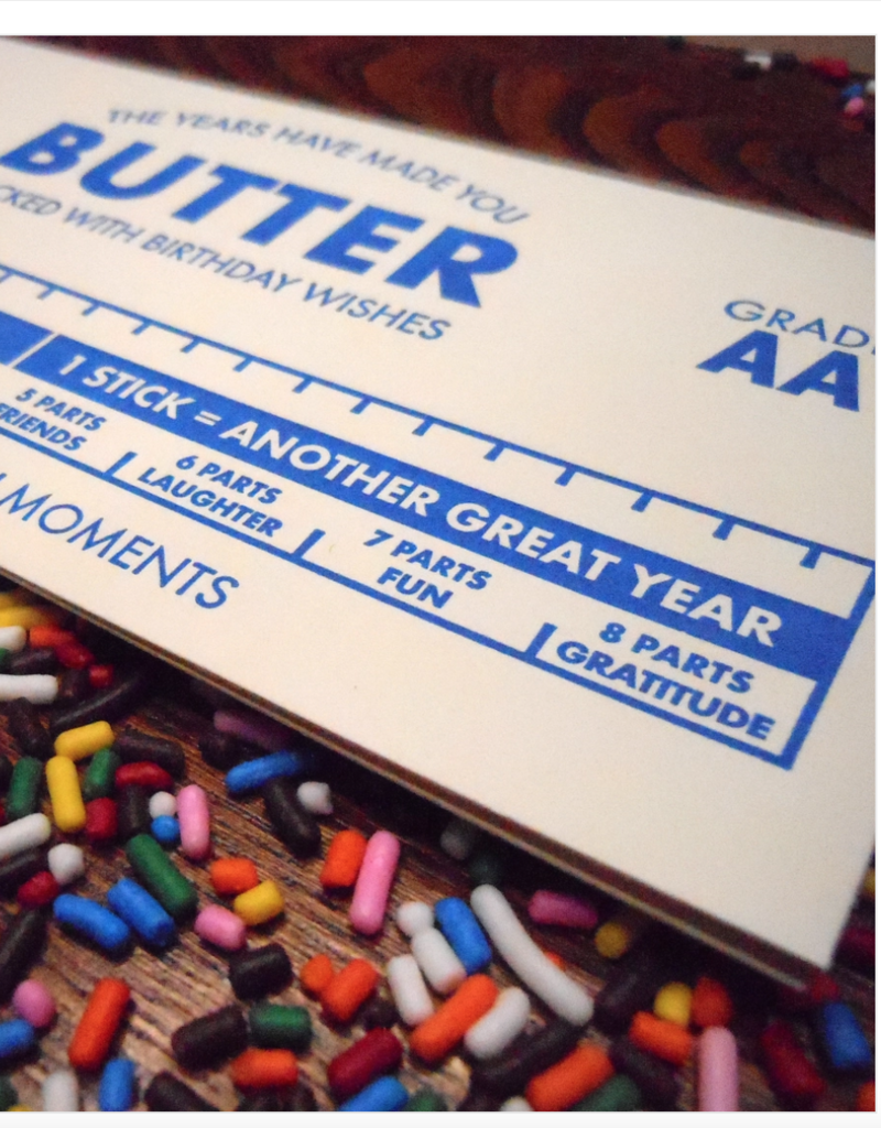 Made You Butter