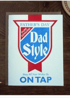 Favorite Design Dad Style