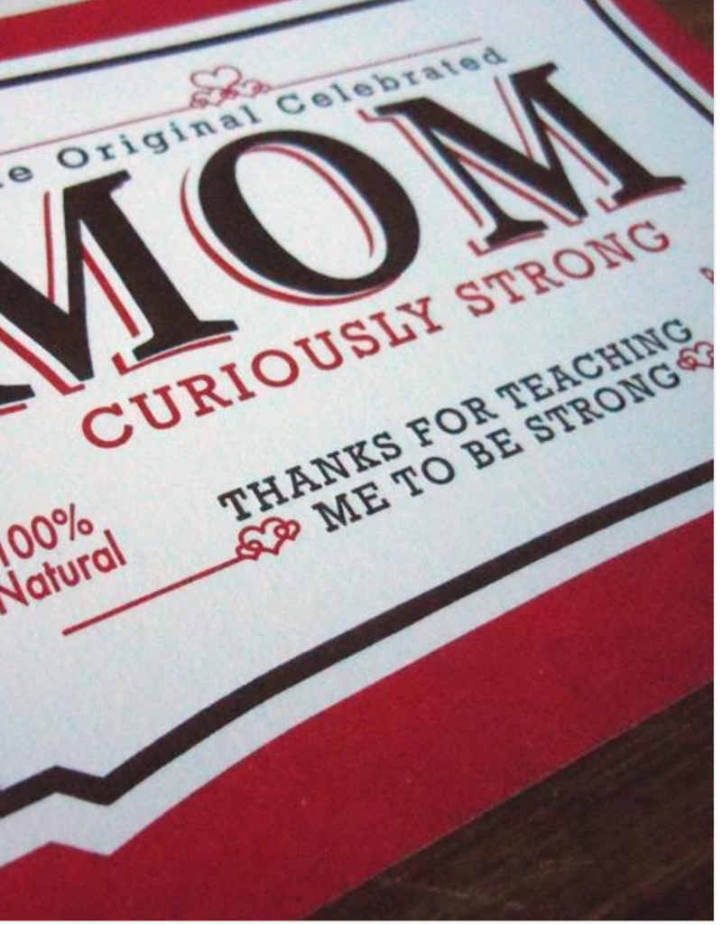 Favorite Design Vintage Mom Tin