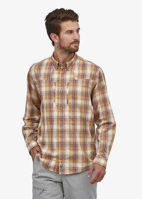 Patagonia M's LS Sun Stretch Shirt
