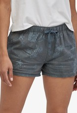 Patagonia W's Island Hemp Baggie Shorts- Plume Grey