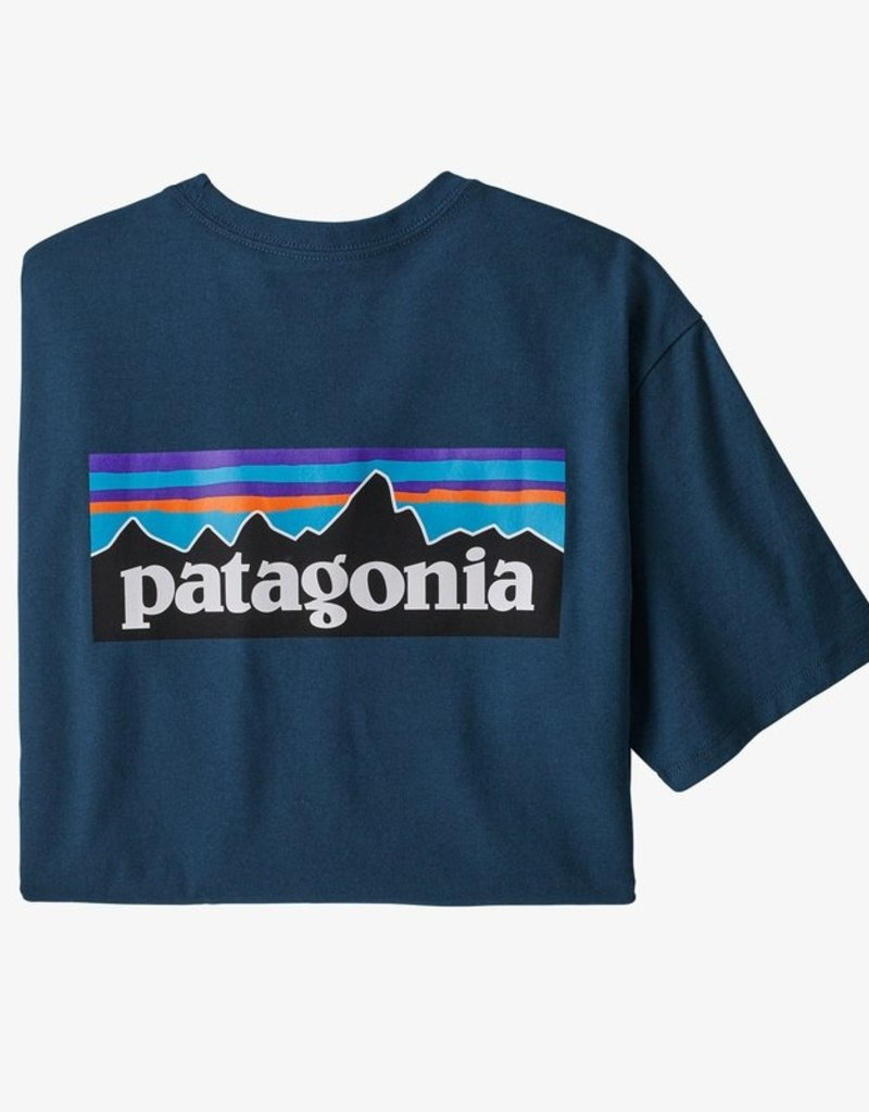 Patagonia M's Logo Responsibili-Tee