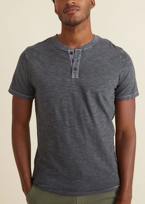 Marine Layer SS Cotton Slub Henley