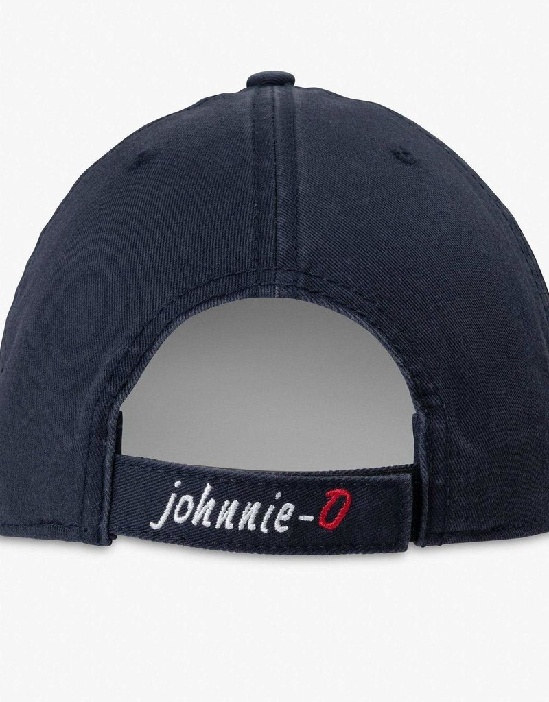 Johnnie-O Topper Baseball Hat