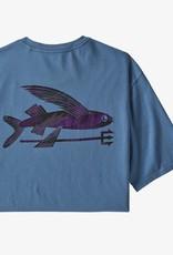 Patagonia M's Flying Fish Organic Tee
