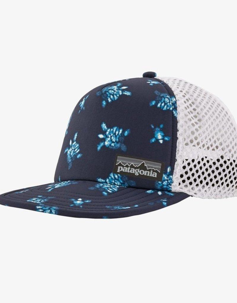 Patagonia Duckbill Trucker Hat- Stellar Blue