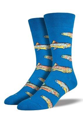 Trout Ocean Socks