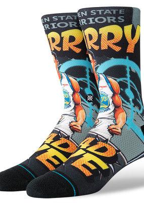 Stance Curry Dead Eye Socks