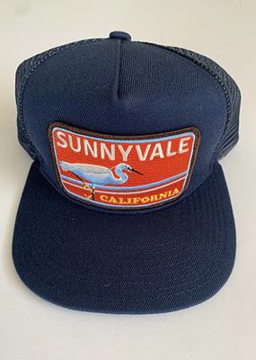 Venture Sunnyvale Navy Townie Trucker